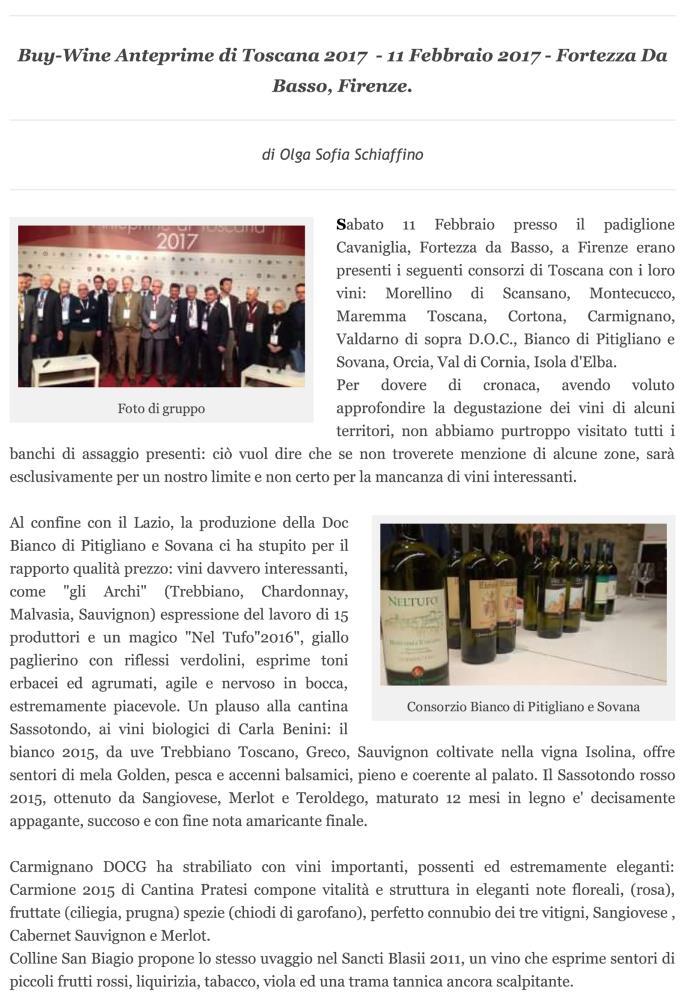 incontri toscana wine